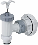 Intex Plunger Valve w/ Threaded Hose Connection and Return