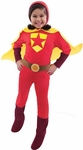 Child's Word Girl Costume