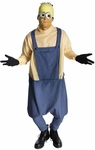 Adult Deluxe Minion Dave Costume