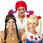 Pig Tail Wigs