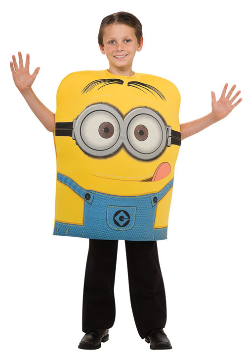Child's Minion Dave Costume