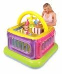 Inflatable Portable Playpen