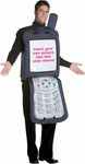 Adult Cell Phone Costume