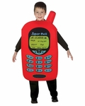Child's Cell Phone Costume