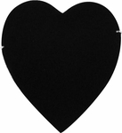 Adult Knave of Hearts Eye Patch
