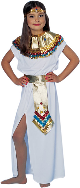 Child's Cleopatra Princess Costume
