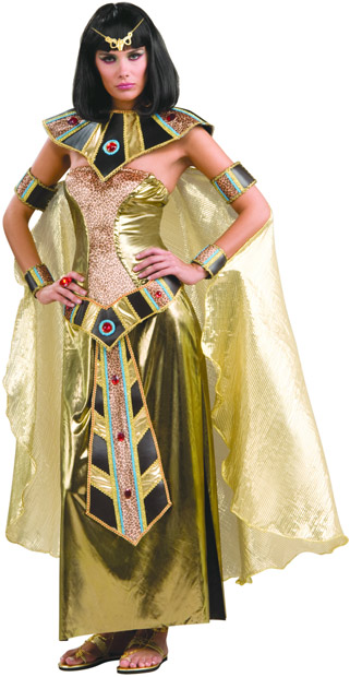 Adult Cleopatra Egyptian Goddess Costume