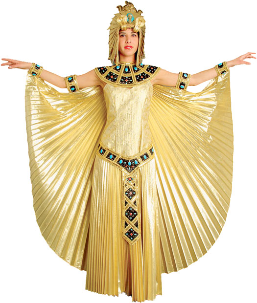 Cleopatra Theater Costume
