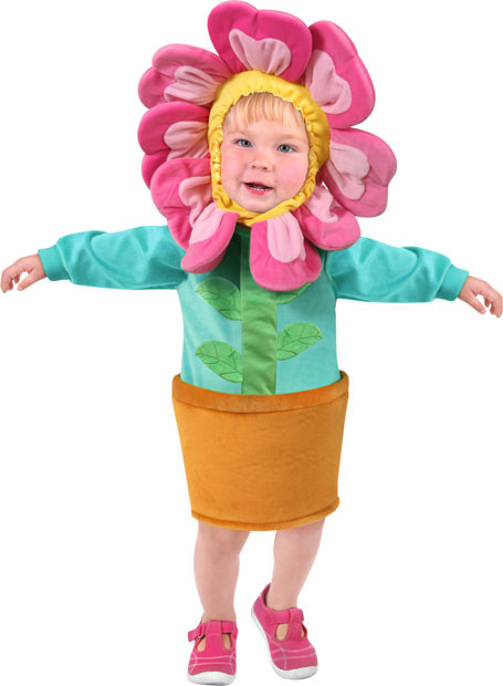 Unique Infant Flower Costume