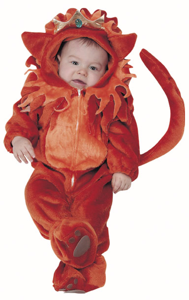 Infant Lion King Costume