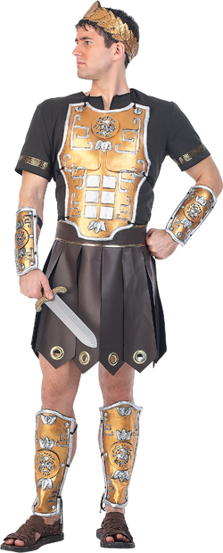 Adult Perseus Greek Gladiator Costume