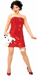 Adult Betty Boop Film Costume