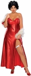 Deluxe Plus Size Betty Boop Costume