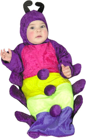Baby Cute As A Bug Costume