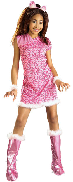 Teen Alley Cat Costume
