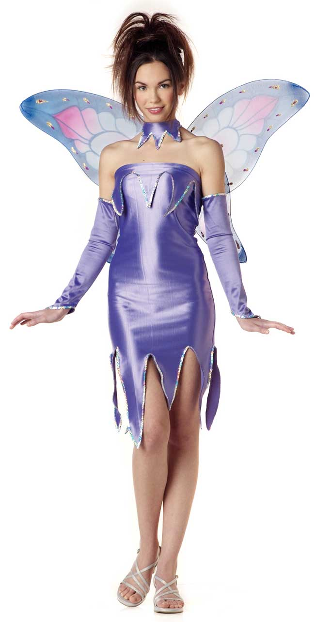 Teen Twilight Fairy Costume