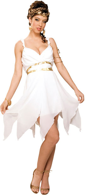 Adult Sexy Grecian Goddess Costume