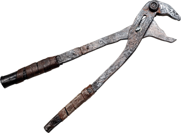 Rusty Wrench Prop
