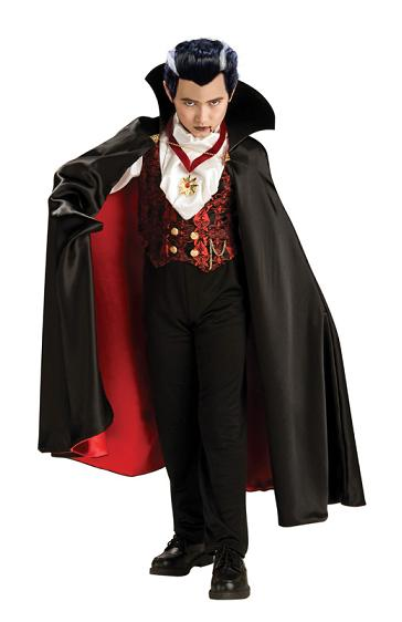 Child's Transylvanian Vampire Costume