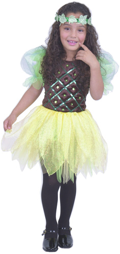 Toddler Woodland Fairy Costume
