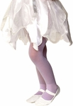 Child's Lavender Sparkle Tights