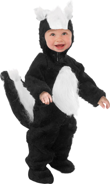 Toddler Deluxe Skunk Costume
