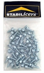 Stabilicers Replacement Cleats, 50/Pack
