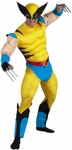 Adult Wolverine Costume