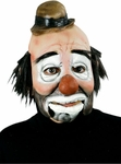 Adult Hobo Clown Mask