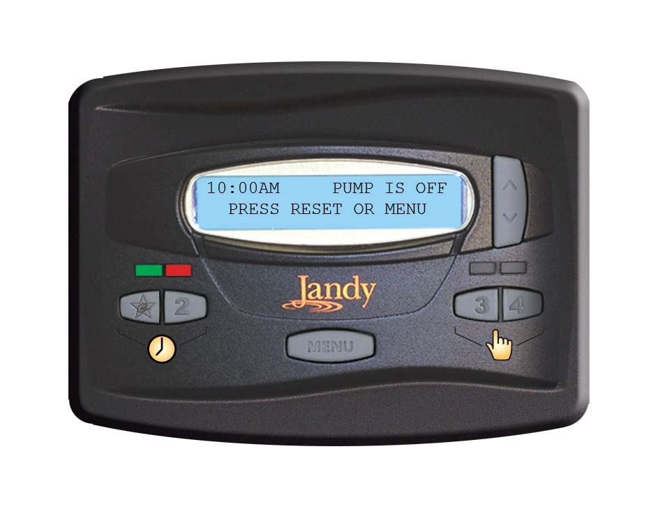 Jandy ePump variable Speed Controller