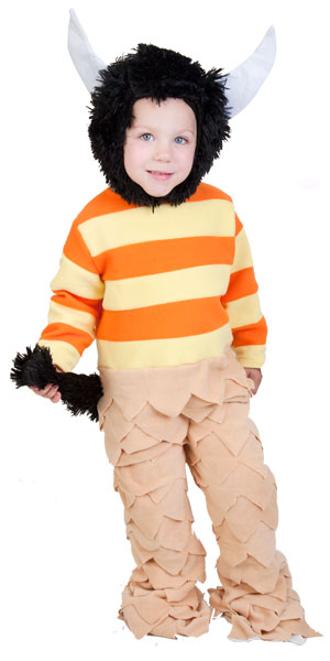 Toddler Wild Monster Costume