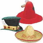 Child's Character Hats