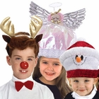 Child's Christmas Hats