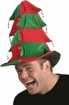 Adult Christmas Tree Hat