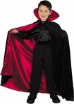 Child's Lined Vampire Cape
