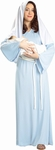Adult Virgin Mary Biblical Costume
