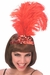 20s Flapper Feather Headpiece