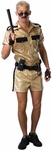 Deluxe Adult Lt. Dangle Reno 911 Costume