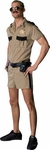 Classic Adult Lt. Dangle Reno 911 Costume