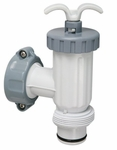 Intex Pool Plunger Valve with Threaded Connection