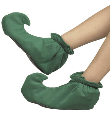 Child's Elf Shoes