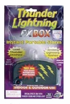 Thunder & Lighting Sound Maker FX Box