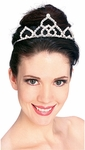 Medium Rhinestone Tiara