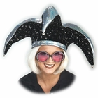 Adult Glitter Court Jester Hat