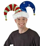 Jolly Christmas Jester Hat