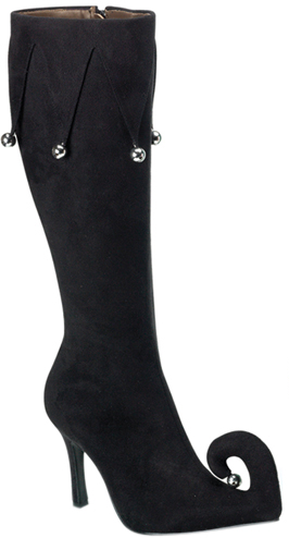 Women's Black Jester Boots