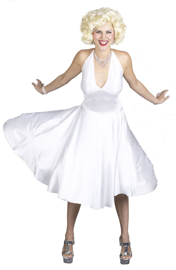 Deluxe Marilyn Monroe Costume Dress
