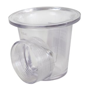 AquaQuik SandPRO Transparent Hair & Lint Strainer Cover #40