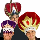 Adult King Crowns
