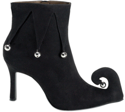 Women's Black Jester Shoes